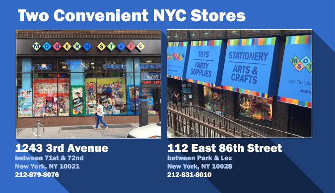 stationery shops new york