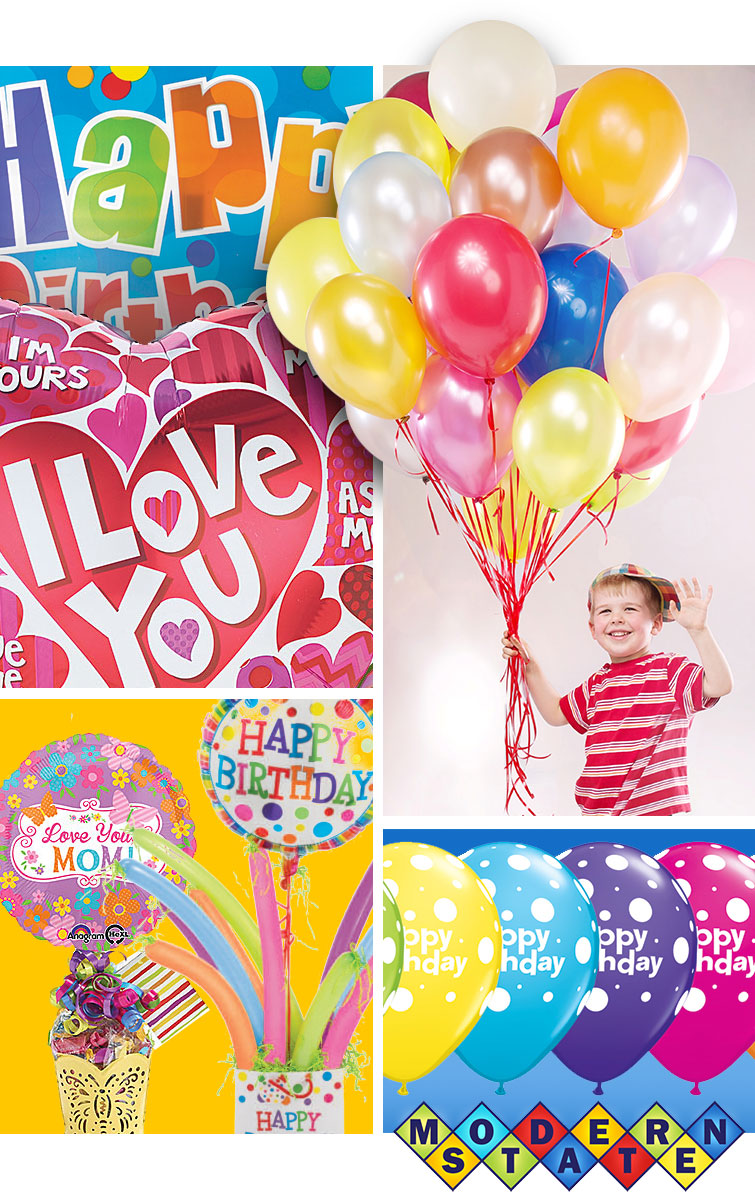 balloons for every occasion!