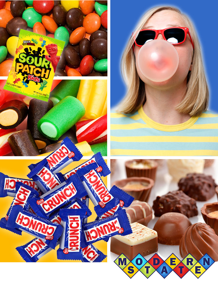 sweet treats - best candy store in NYC from Modern State News